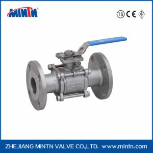 Manual Ball Valve Flange Ends