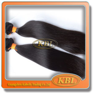 Straight Hair Products of Indian 3A Grade Virgin Hair pictures & photos
