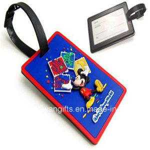 Cute Cartoon ID Identify Luggage Tag Fro Children (LT013) pictures & photos
