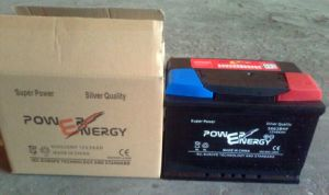 DIN66mf 12V66ah Maintenance Free Car Battery pictures & photos