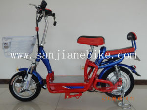 48V High Quanlity Brushless Electric Bicycle with En15194 Certification E-Bike (SJEBCTB-043)