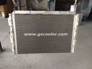 Aluminum Oil Cooler for Jcb Excavator pictures & photos