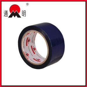Dark Blue Customized Logo and Color BOPP Packing Tape pictures & photos