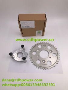 44 Tooth CNC Sprocket & Adapter Assembly pictures & photos
