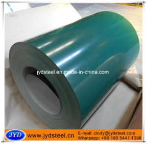 Pre-Painted Hot DIP 55% Al-Zinc Alloy Coated Steel Coils pictures & photos