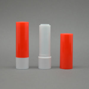 High Quality 4.8g Plastic Lip Balm Container Lipstick pictures & photos