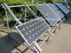 Solar Panel Mounting System/Ground Mounting System