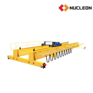 Medium Duty Nlh Series Double Girder Overhead Crane 12 Ton pictures & photos