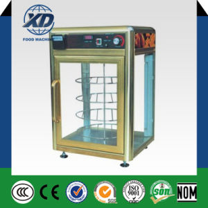 Pizza Counter Display Pizza Display Case Pizza Heater Machine pictures & photos