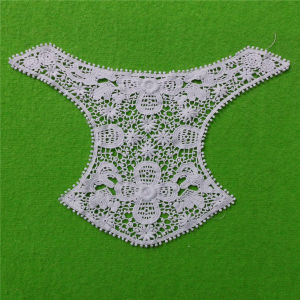 Fashion Garment Decoration Collar Fabric Lace (cn05) pictures & photos