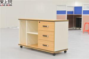Mobile Pedestal Office Furniture 3 Drawers Side Cabinet