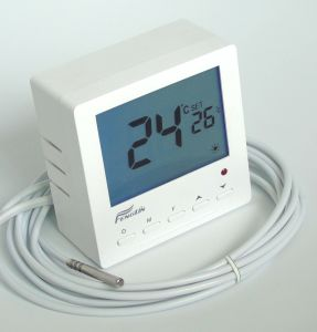 Dual-Control Digital Smart Thermostat for Heater pictures & photos
