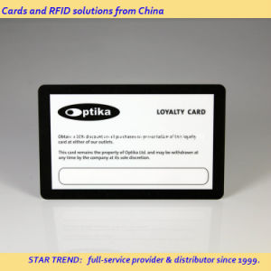 Signature Card Factory in China pictures & photos