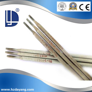 Aws E309L-16 Stainless Steel Welding Rod pictures & photos