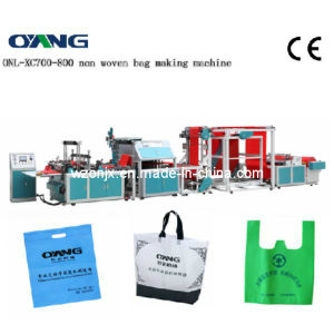 Xc700-800full Automatic Non Woven Bag Making Machine pictures & photos
