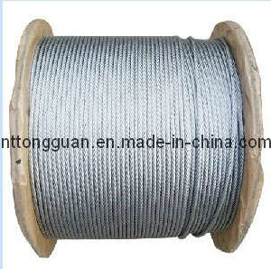 Galvanized Steel Wire Rope for Aviation pictures & photos