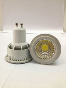 3years Warranty COB 5W GU10 LED Spotlight Bulb pictures & photos