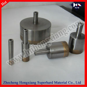 Super Thin Wall Diamond Core Drill Bit for Glass pictures & photos