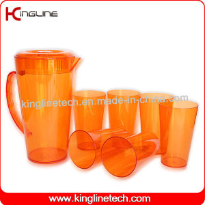 1600ml plastic water jug (KL-8056) pictures & photos