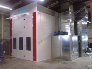 Water Painting Room/ Large Spraying Booth pictures & photos