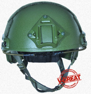 Ballistic Helmet Fast Style Green pictures & photos