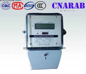 Thailand Market Digital Watt Hour Meter LCD Display pictures & photos