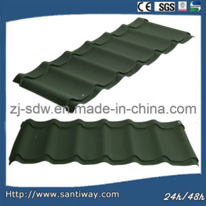Weather-Resistant Prepainted Metal Sheet Roof Tile for Hot Sale pictures & photos