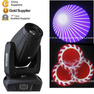 330W Beam Spot Wash Moving Head Light with Cmy (YS-317) pictures & photos