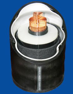 220kv Power Cable with Lead Sheath (1*1000mm2)