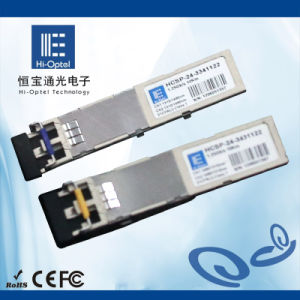 SFP CWDM Transceiver 155M~2.5G 18 Channel pictures & photos