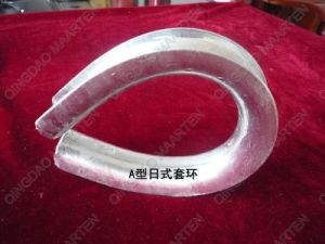 Stamping Us Type G414 Wire Rope Thimble pictures & photos