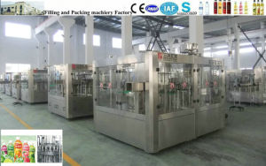 Juice Filling Machinery pictures & photos