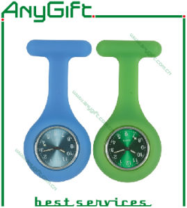 Silicone Nurse Watch with Customized Color pictures & photos