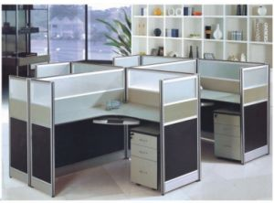 Workstation Screen Desk Office Partition (FEC8108) pictures & photos