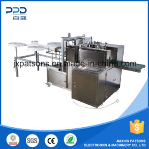 Automatic Alcohol Swab Packing Machine PPD-AHT pictures & photos