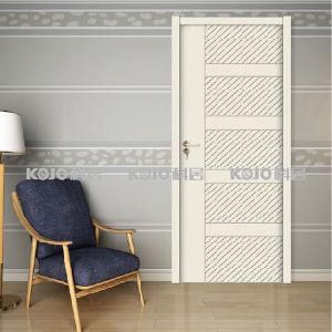 OEM/ODM WPC Raw Material Door Sheet Painting Door (YM-036) pictures & photos
