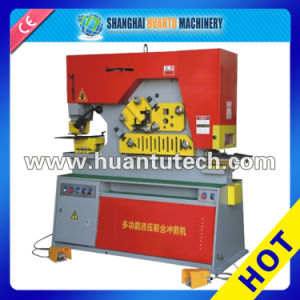 Q35y Hydraulic Cutting and Bending Machine pictures & photos