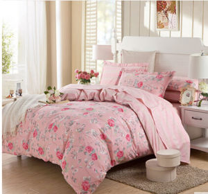 Competitive Quality&Price 100% Cotton High Quality Comforter Bedding Set pictures & photos