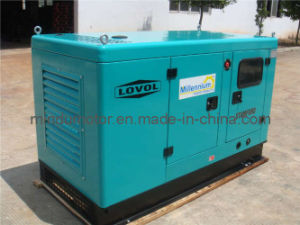 16kw-108kw Lovol Engine Diesel Generator Set pictures & photos