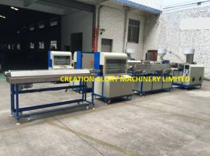 Leading Technology High Precision FEP Tubing Plastic Extruder Machine pictures & photos