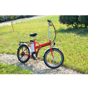 Cheap Mini Foldable Electric Bike Battery Price for Sale pictures & photos