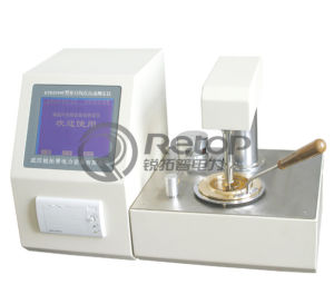 Auto Cleveland Open Cup Flash Point Tester (RTKS3000)