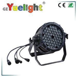 Water-Proof LED PAR Light 54X3w Outdoor PAR Lights pictures & photos