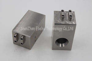 High Precision CNC Machined Anodized Stainless Steel Parts pictures & photos