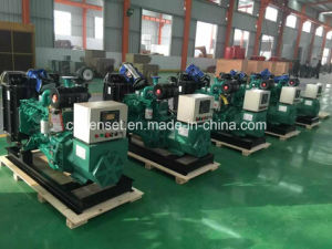 500kw Methane Gas Engine Power Equipments Silent Genset Electric Biogas Generator pictures & photos