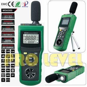 Multi-Functions Environmental Tester (MS6300) pictures & photos