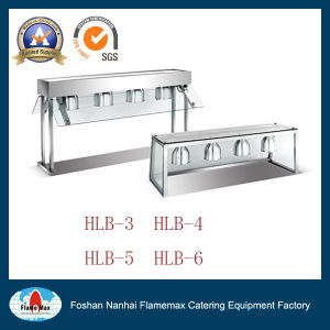 Hlb-5 5-Lamp Buffet Bench Top Warmer for Hotel and Shop pictures & photos