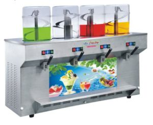Four Bowls Slush Machine, Slush Freezer, Drink Machine pictures & photos