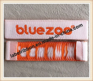 Baby Skin Touch Garment Woven Label pictures & photos