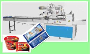 Instant Noodle Packing Machine (CB-320)
